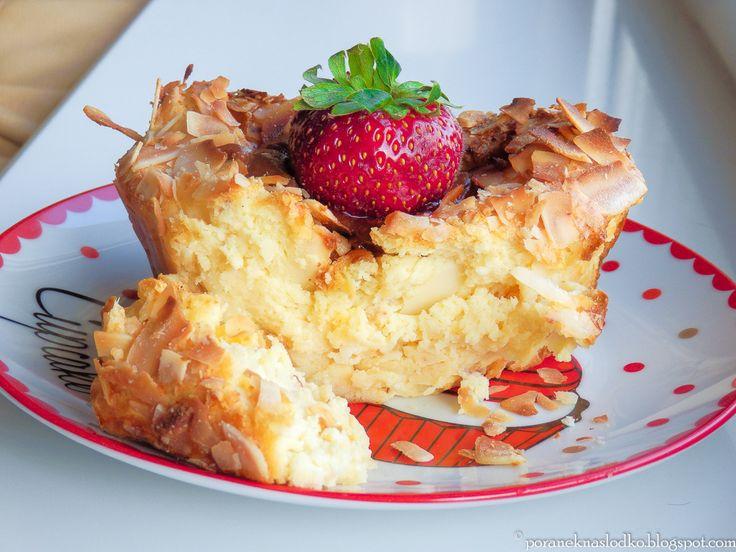 Coconut flour cheesecake