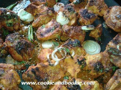 chicken leg fry recipe in hindi