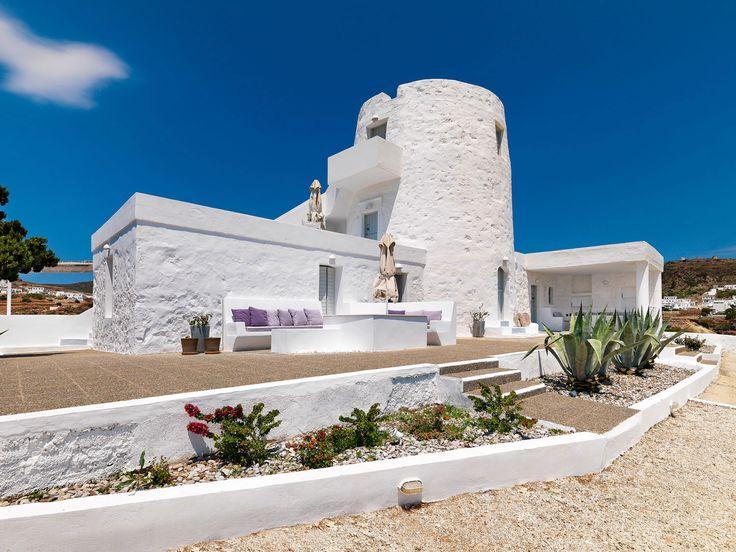 The Windmill Hotel by Vassilis Moraitis (1)