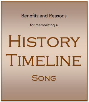 History Timeline Song: Learning World Events in Order from Ancient History to Present