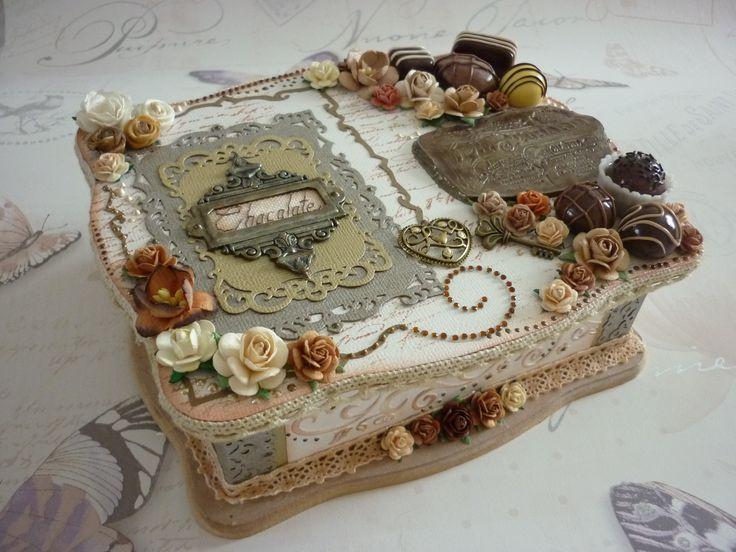 Chocolate box   - Sarah Field