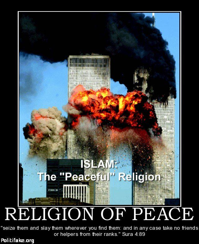 Islam Is NOT A Religion Of    Peace.....I remember this day. It is not even highlighted in US History books in our highschools.  Angola outlawed this 'peacefu'l religion.  Amen