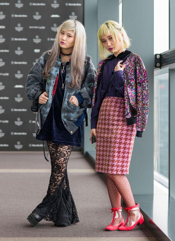 Galeria de Fotos Fora da caixa: o street style superoriginal da semana de moda de Tóquio // Foto 9 // Notícias // FFW