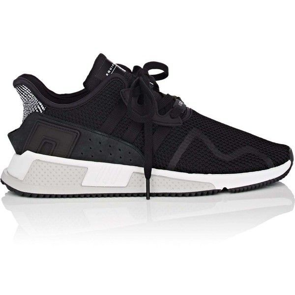 adidas Men's Men's EQT Cushion ADV Sneakers (7.450 RUB) ❤ liked on Polyvore  featuring men's fashion, men's shoes, men's sneakers, men, black, mens low  tops ...