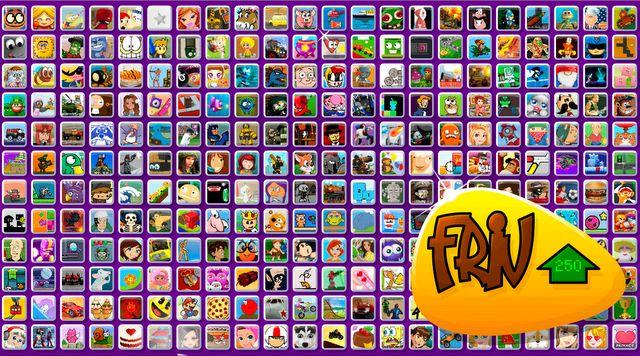 Friv es una página para disfrutar todos los juegos en flash que se actualizan por sus desarrolladores  Aqui el link  http://ffrivjuegos.blogspot.com