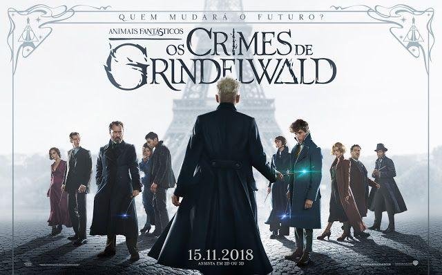 Animais Fantasticos Os Crimes De Grindelwald Bestas Fantasticas