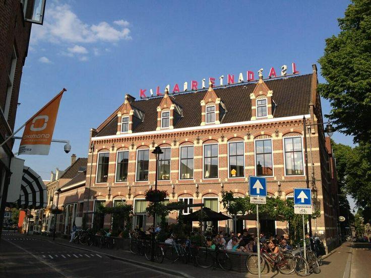 Mayor restaurant 'Goed' In Modekwartier