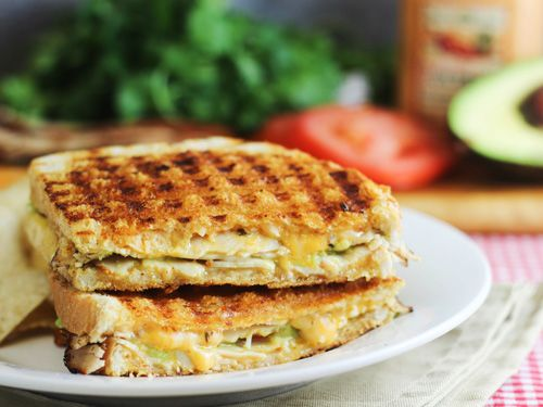 Spicy Southwestern Turkey Panini #BHBoldestBracket - Home Cooking Memories