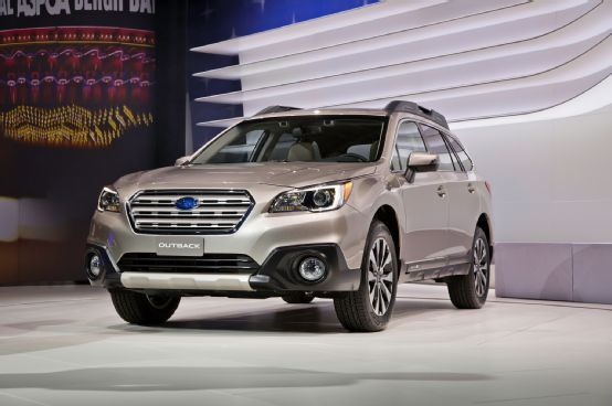 2015 Subaru Outback First Look - Motor Trend