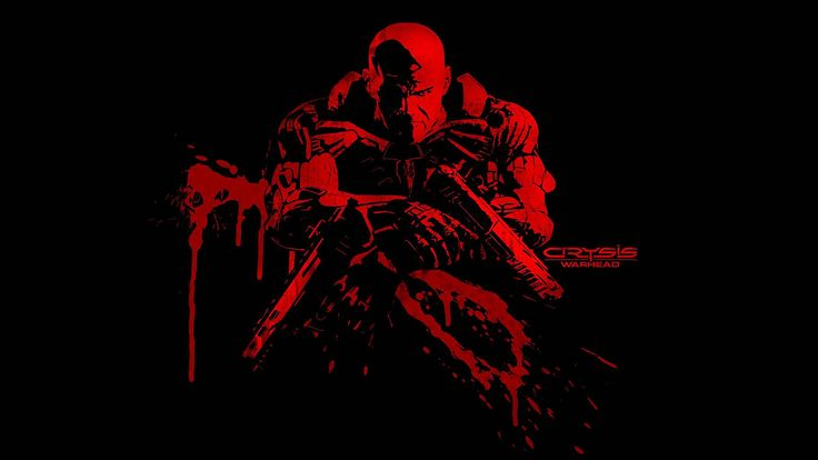 blood red Psycho In Blood Red Action Games Wallpaper