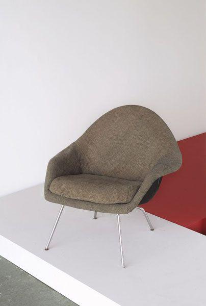 Charles J. Botero; Experimental Armchair, c1949.
