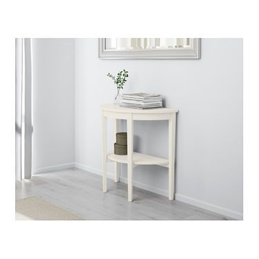 IKEA ARKELSTORP window table Solid wood is a durable natural material.