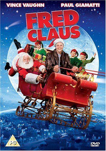Fred Claus [DVD] [2007]: Amazon.co.uk: Vince Vaughn, Rachel Weisz, Michael Higgins, Kevin Spacey, Paul Giamatti, Trevor Peacock, Miranda Richardson, Kathy Bates, Elizabeth Banks, Ludacris, David Dobkin: DVD & Blu-ray