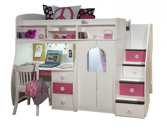 Make Your Children's Bedroom Larger Using Bunk Beds ... bk34088-pic └▶ └▶ http://www.pouted.com/?p=24018