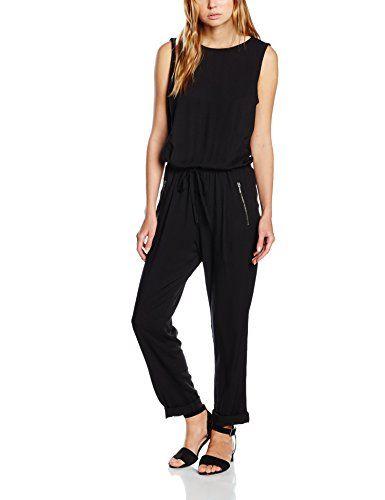 edc by ESPRIT Damen Jumpsuits 076cc1l002