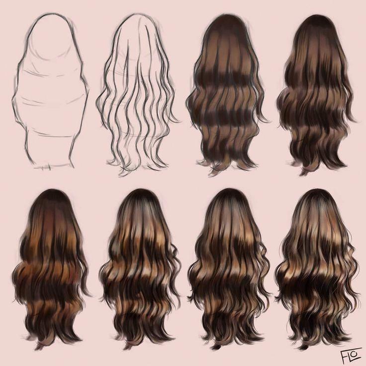 Brosse à cheveux petites filles Brosse à cheveux cheveux ethniques #hairextensions #hairideas #HairB …   – References – Digital Coloring