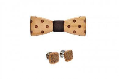 Træ accessories sæt Dolo & Bella håndlavet af BeWooden | BeWooden Danmark