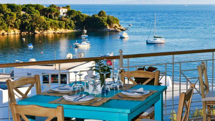 GREECE CHANNEL | Skiathos Restaurants