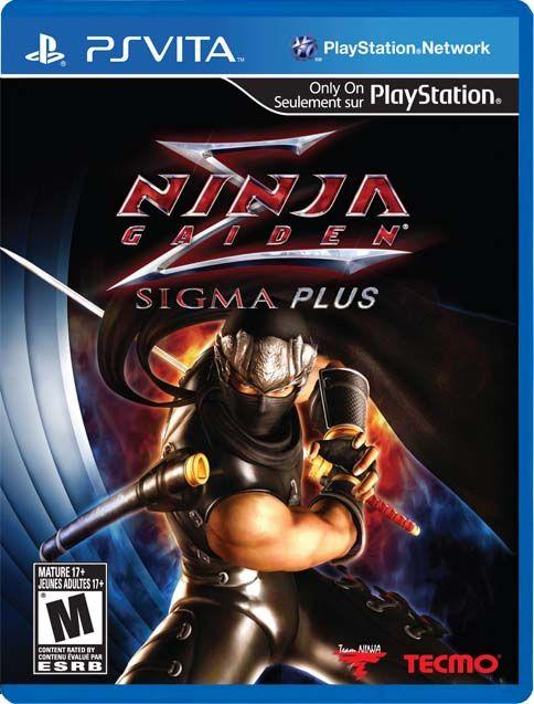 Ninja Gaiden Sigma Plus (PSVITA VPK) Download | madloader com