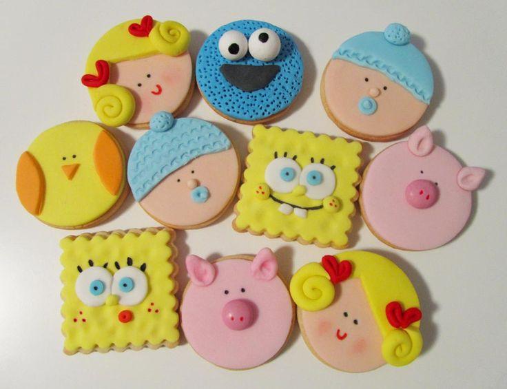 Curso-Taller decoracion galletas para niños y mayores | Hacer Galletas