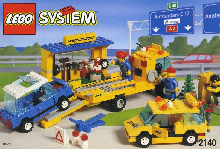 2140-1: Roadside Recovery Van and Tow Truck