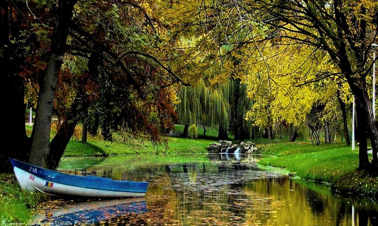 Nicolae Romanescu Park (the third largest natural park in Europe) - Craiova - Dolj County - Romania x