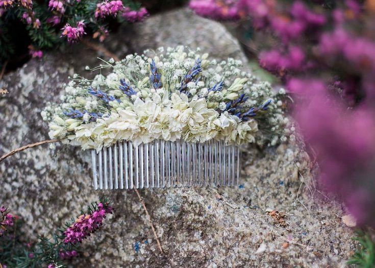 Bridal hair accessory - Kathy Silke Photography - Ireland