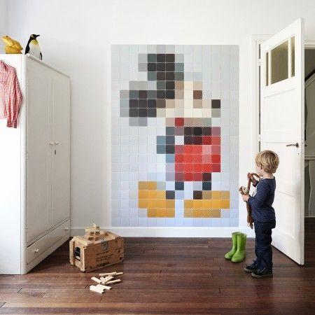 Micky Maus Kinderzimmer | Die Besten 25 Mickey Maus Vorhange Ideen Auf Pinterest Mickey