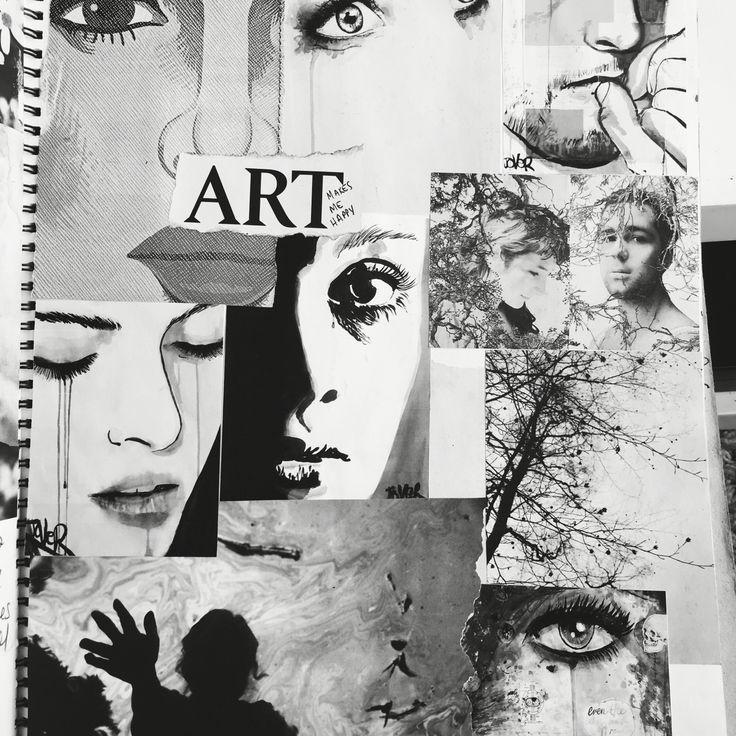MEK art & design™   collage work
