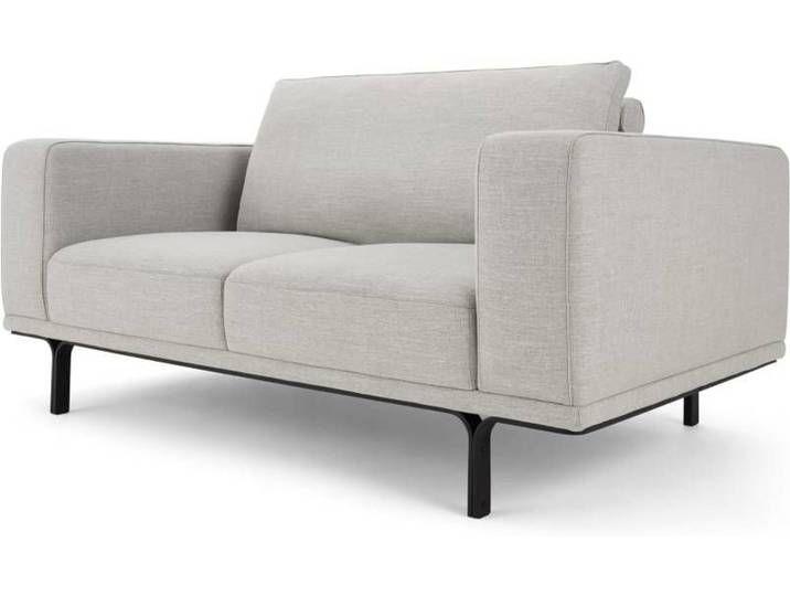 Nocelle 2 Sitzer Sofa Parisgrau 2 Seater Sofa Sofa 3 Seater Sofa