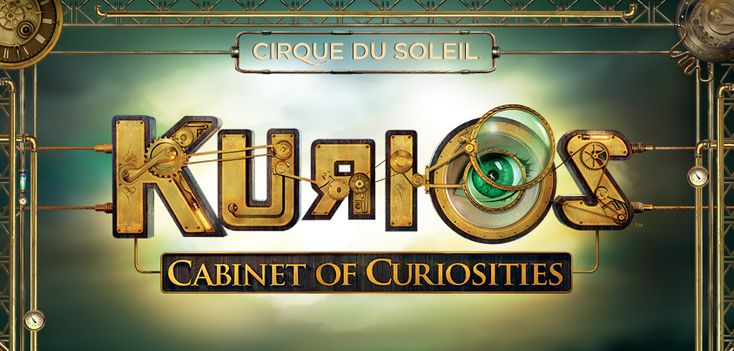 KURIOS – Cabinet of Curiosities – A must-see to disbelieve! Cirque De Soliel is now an in kind sponsor  for the Coldwater Steampunk Festival ~ offering tickets for a prize at our event August 9th!