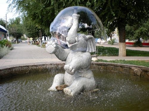 Preferred 53 best Elephant ~ water features~ fountain and yard images on  NZ84
