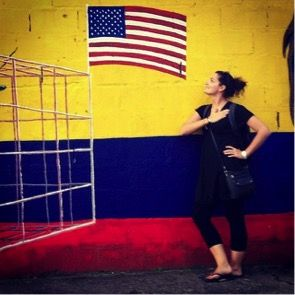 Profile of API Teach Abroad in Colombia participant Emily Sweeney