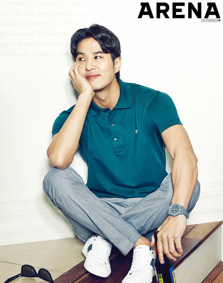 Kim Ji-suk (김지석) - Picture in 2020 | Stylish mens outfits ...