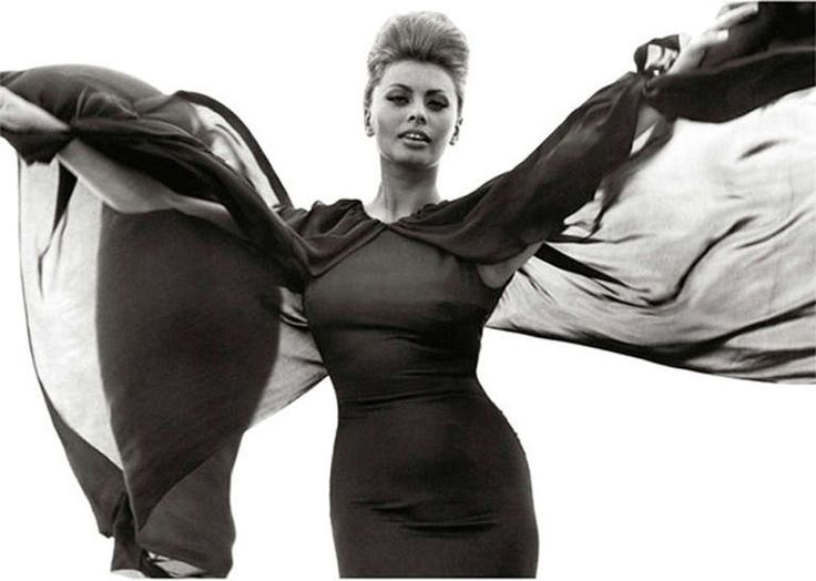 Sophia Loren, VOGUE, 1962 | From a unique collection of portrait photography at https://www.1stdibs.com/art/photography/portrait-photography/