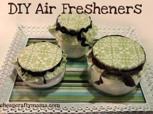 jar air freshener