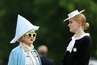 LOL I WANT THESE HATS! :) Gallery: Ladies' Day fashion at Royal Ascot 2013 | Metro UK