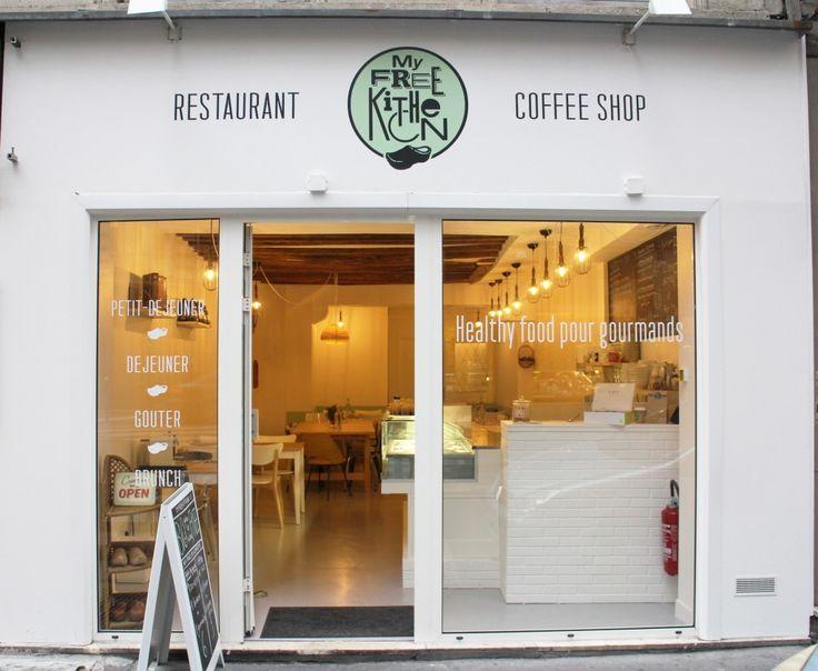 MY FREE KITCHEN - Restaurant bio, sans gluten et sans lactose à Paris