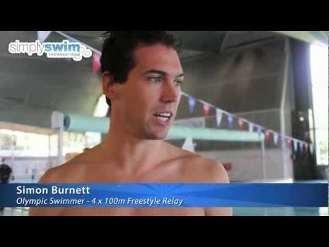 "SimplySwim Interviews Swimming Team GB - ""How did you become a professional swimmer?"""