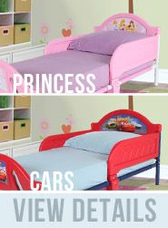 Disney Toddler Bed on www.1-day.com.au