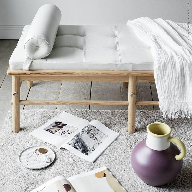 """IKEA Sverige (@ikeasverige) Instagram: """"Sätt stilen med en matta! Nu flörtar modet med 60- och 70-tal, då passar det med stora och tjocka…"""""""