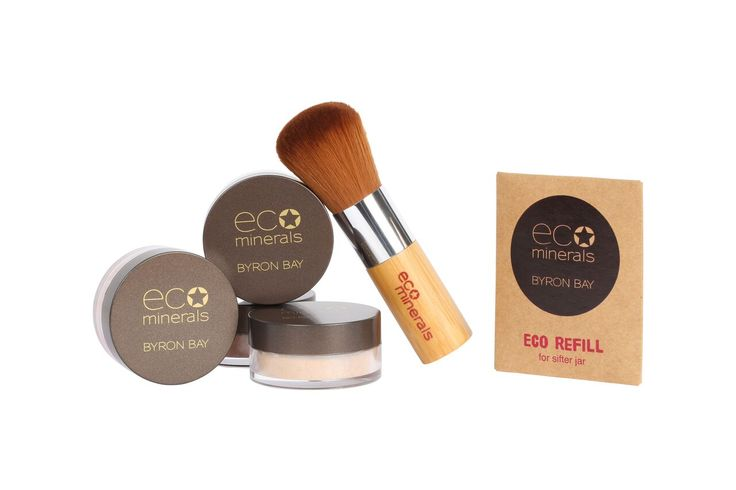 The idea behind mineral makeup is the use of naturally occurring ingredients in the manufacture of the products; products that are safe, and even beneficial to the skin. Eco Minerals is Makeup for Ethically Minded People - Vegan Friendly Makeup and Cruelty Free Cosmetics