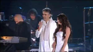 Yahoo! Video Detail for Andrea Bocelli FT.Sarah Brightman - Time to Say Goodbye.....the best song EVER
