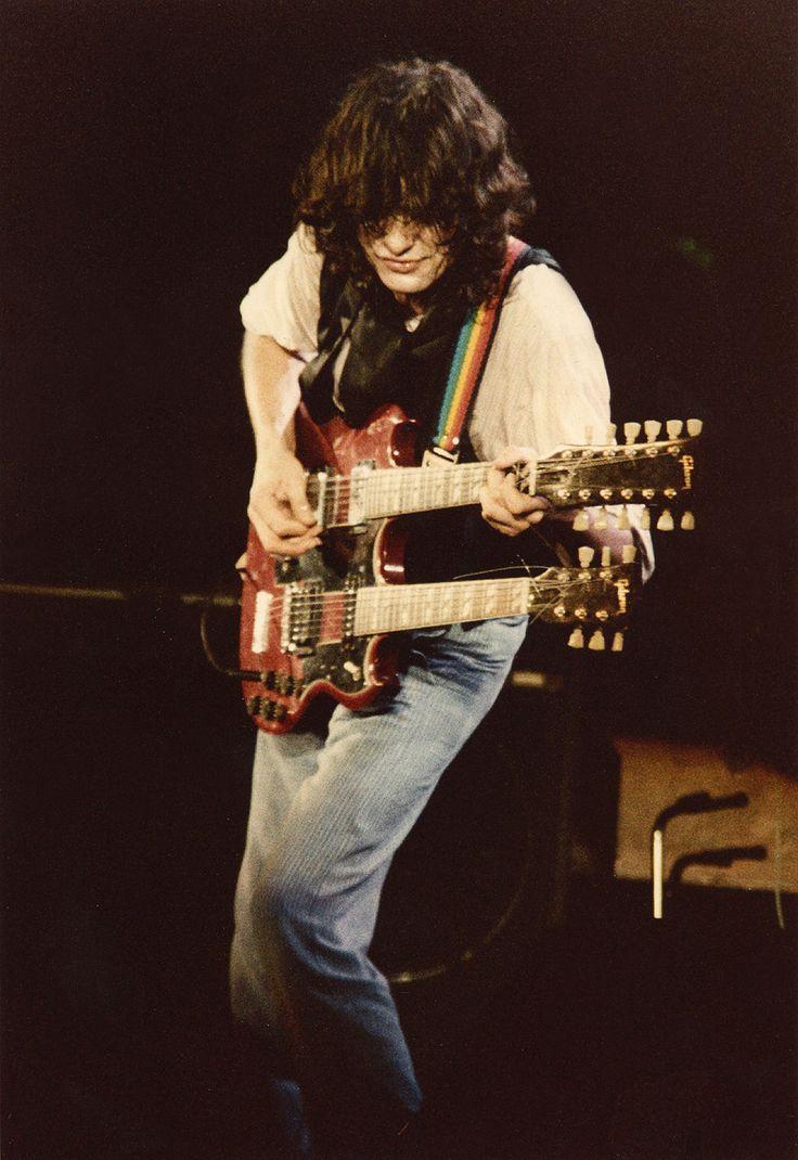 Jimmy Page 1983 - Jimmy Page