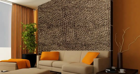 Personalized wallpaper - snake skin texture