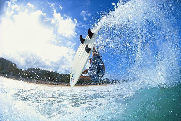 Jesse MJ in Hawaii - #Consurv #Surf