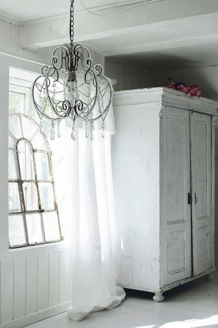 Romantic french bedroom...
