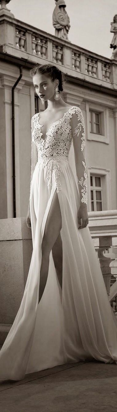 I already got married but I just had to pin this devastatingly gorgeous dress.