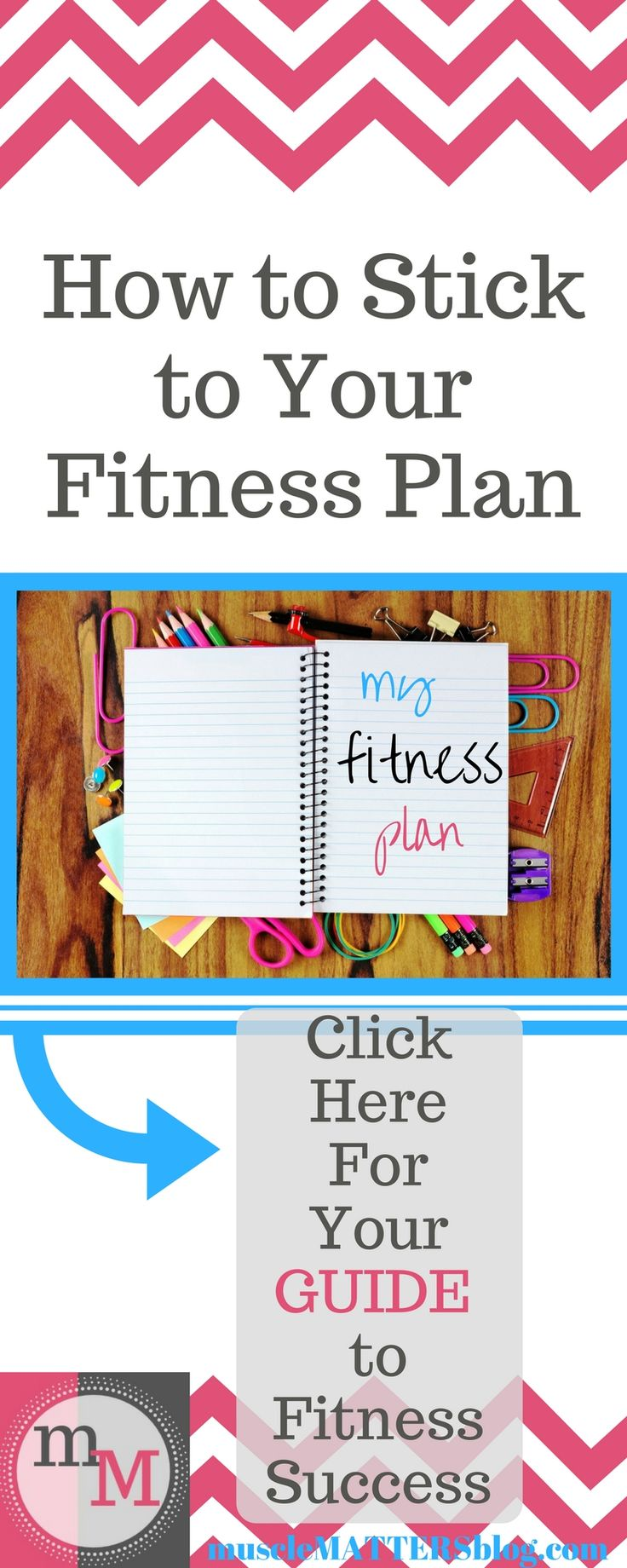How to Stick to Your Fitness Plan | We know just getting started with a fitness routine is the toughest hurdle to clear, but keeping your will to stick with it can be just as difficult. Click to get real-world tips that will launch your fitness motivation through the roof and have you stuck like glue to your gym workout routine, for good.