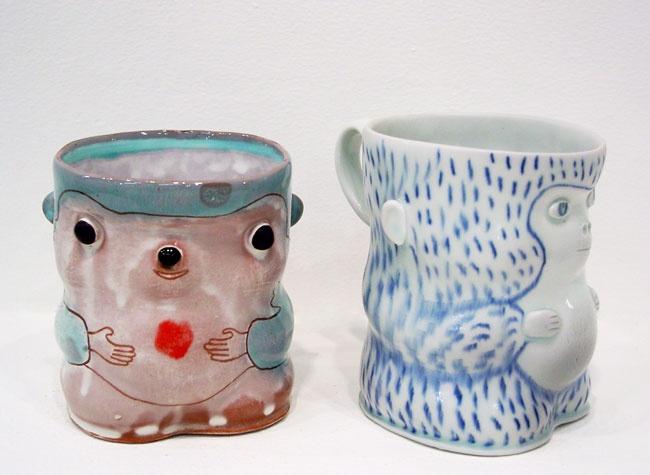 Sequioa My Cafe Coffee Mugs